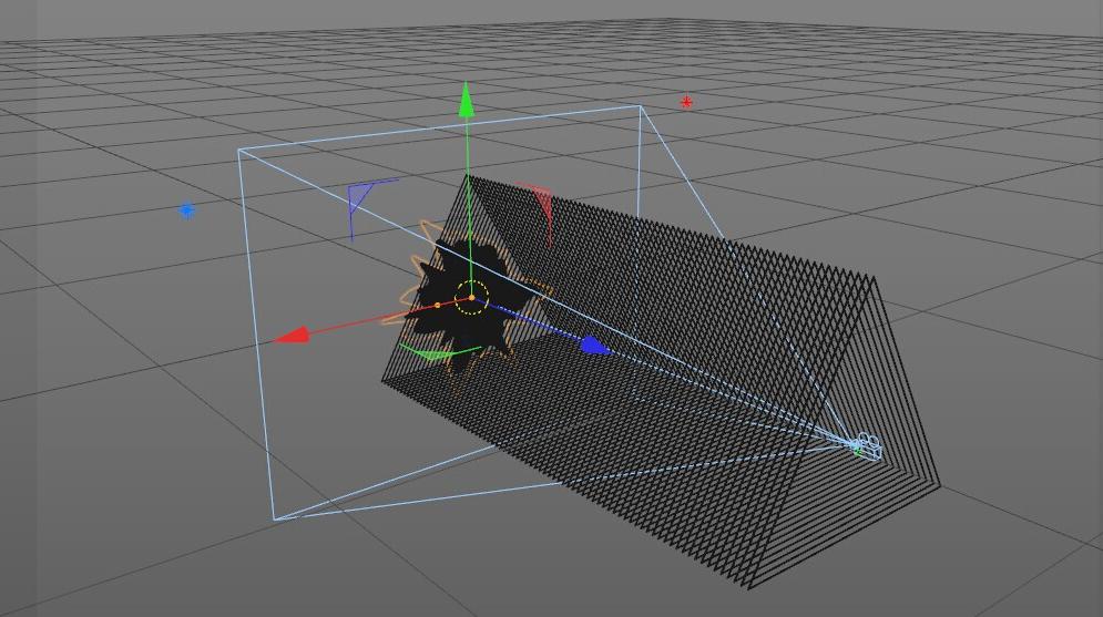 三维动画制作流程图